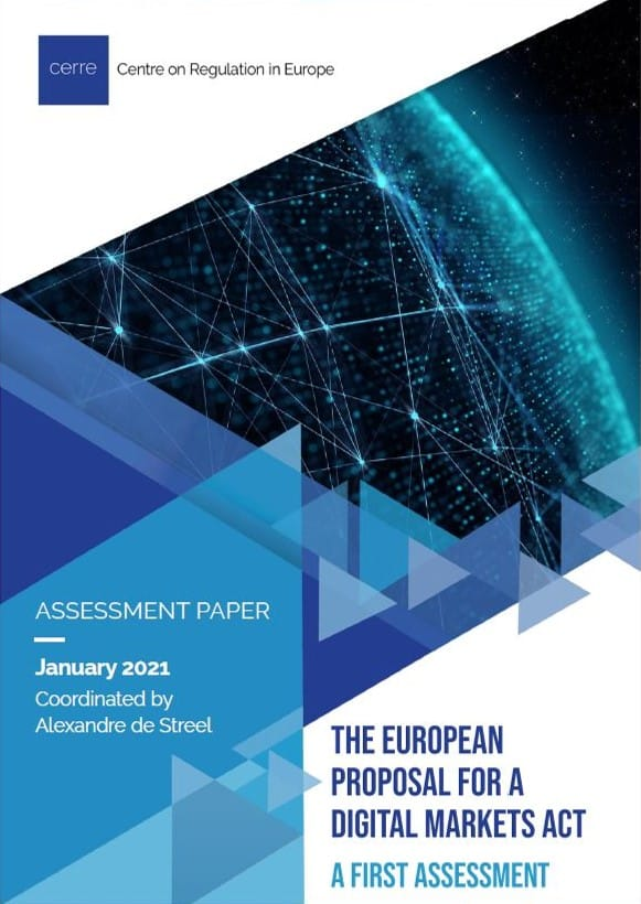 The European proposal for a Digital Markets Act: A first assessment