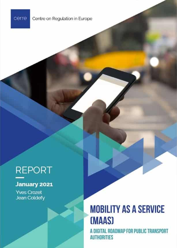 Mobility as a Service (MaaS): A digital roadmap for public transport authorities