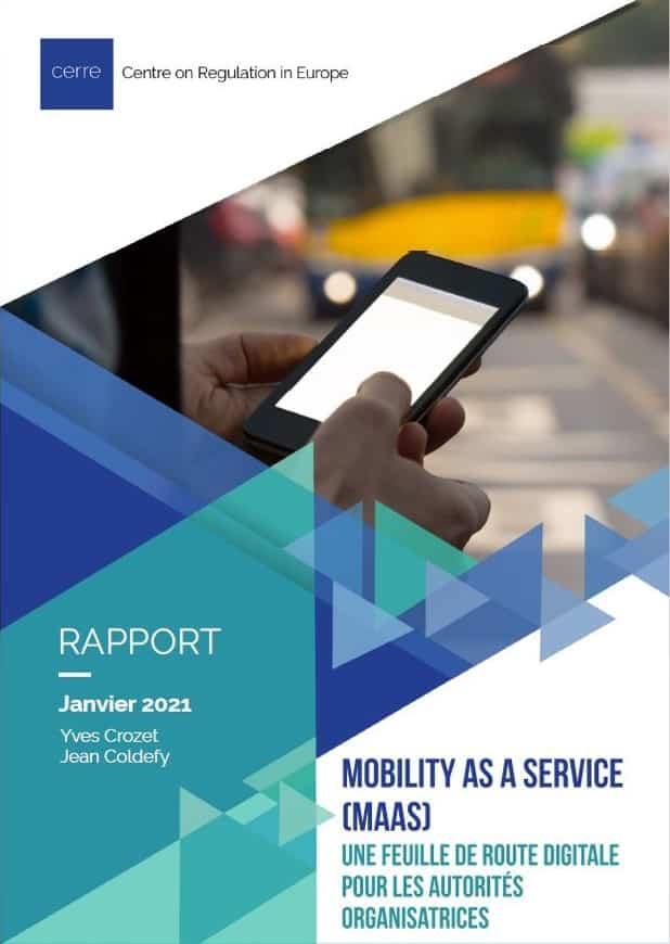 Mobility as a Service (MaaS) : Une feuille de route digitale pour les autorités organisatrices
