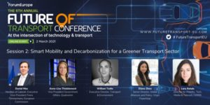 CERRE Moderates Future Of Transport Forum Europe