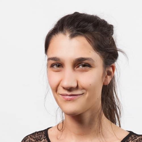 Portrait photo of Solène Charpentier
